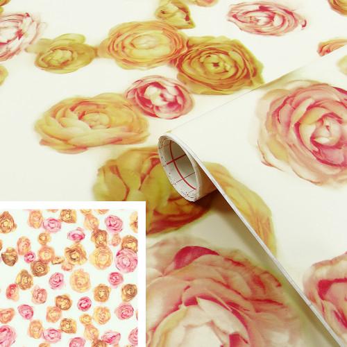 Rouleau adhésif Roses