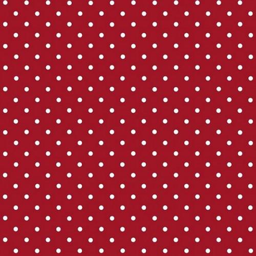 Rouleau adhésif Pois Rouge