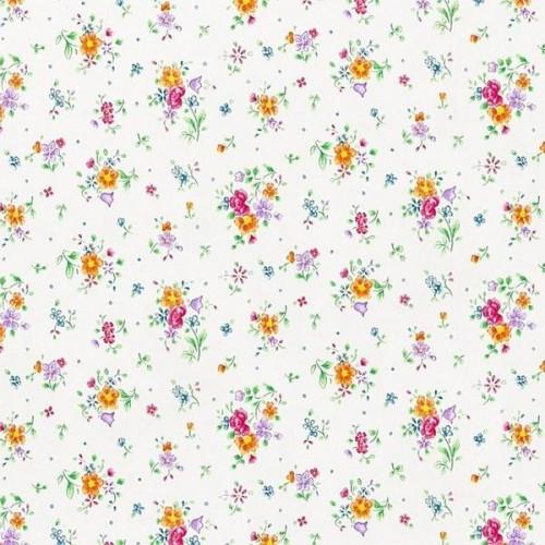 Rouleau adhésif Fleurs d'été
