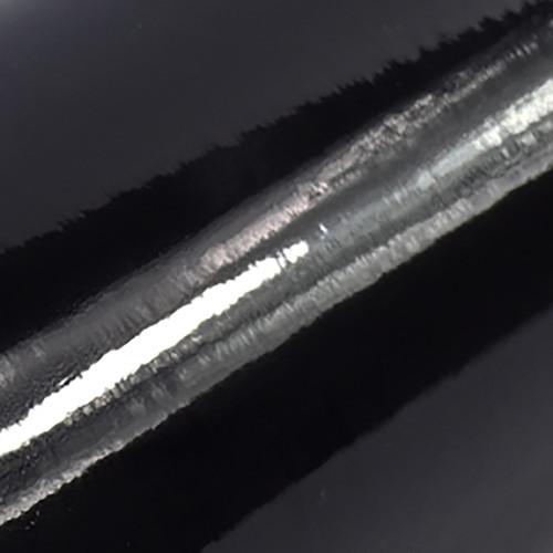 Rouleau adhésif brillant noir
