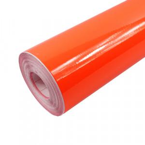 Rouleau adhésif Brillant Orange
