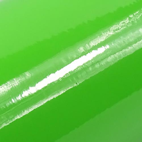 Rouleau adhésif brillant vert pomme