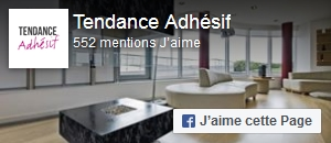 Aimer Tendance-Adhésif sur Facebook