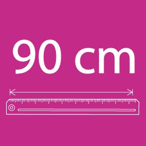Largeur 90cm