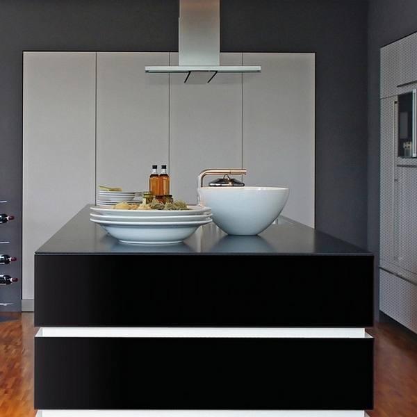rouleau adh sif noir mat. Black Bedroom Furniture Sets. Home Design Ideas